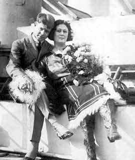 Свадьба есенина и дункан фото