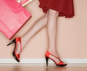 Женская походка должна быть легкой и красивой