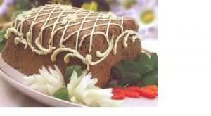 Домашний паштет из печени очень вкусный