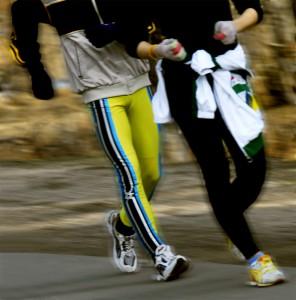 Польза спортивной ходьбы