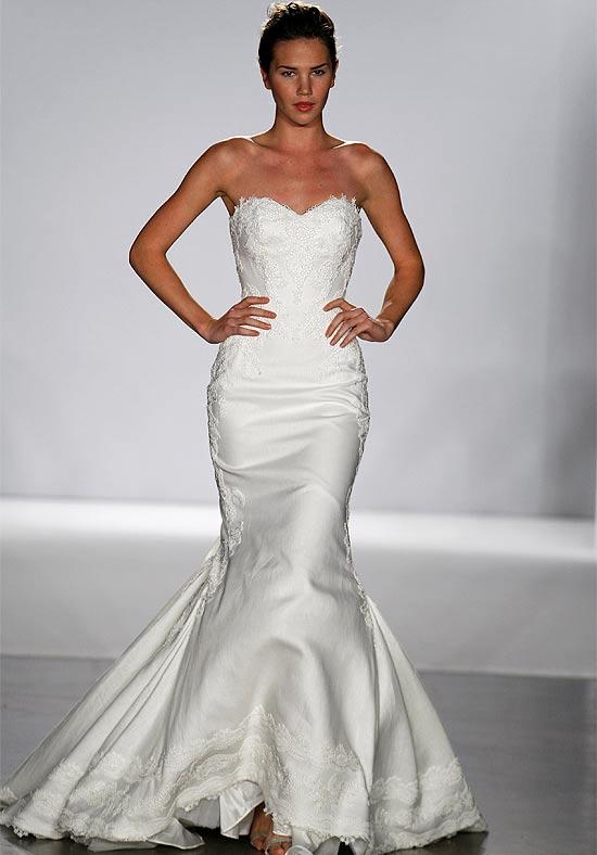 свадебное платье по типу фигуры