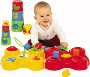 знчение игрушки для развития ребенка