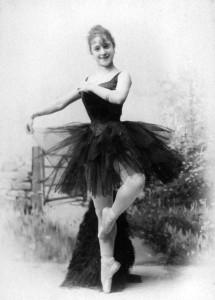Иола Тарнаги жена Федора Шаляпина