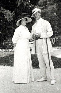 Шаляпин и Мария Петцольд