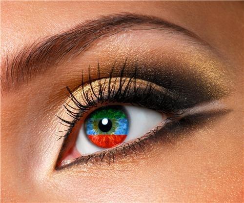 Как сделать подводку глаз 497