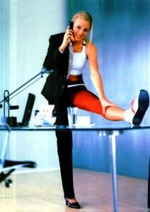 фитнес в офисе,зарядка в офисе,упражнения в офисе