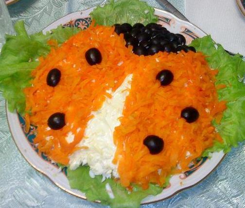 вкусные слоеные салаты с рыбой рецепты