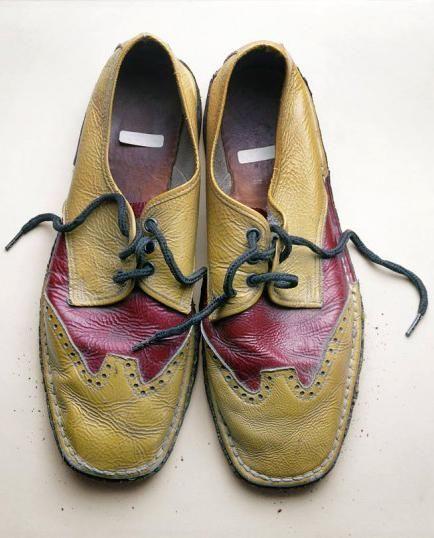 Ботинки Роберта Франка