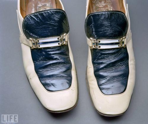 Ботинки Элвиса Пресли