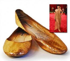 Обувь знаменитостей