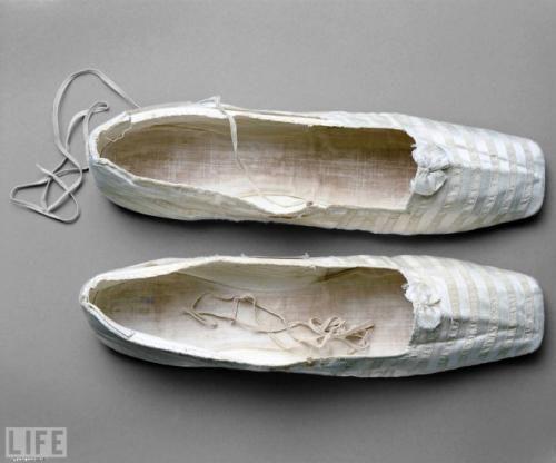 Тапочки королевы Виктории