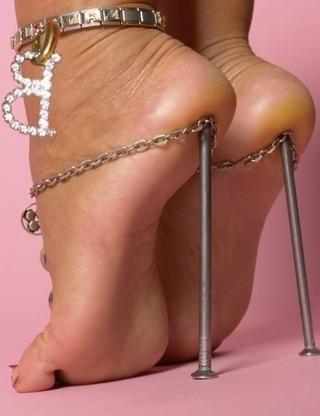 Порно видео длинные ноги в туфлях на высоких каблуках — 7