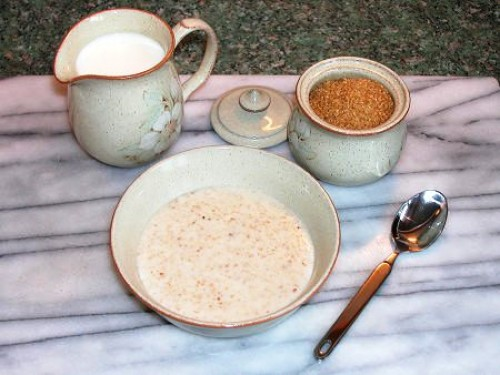 Состав жиров в продуктах питания ребенка