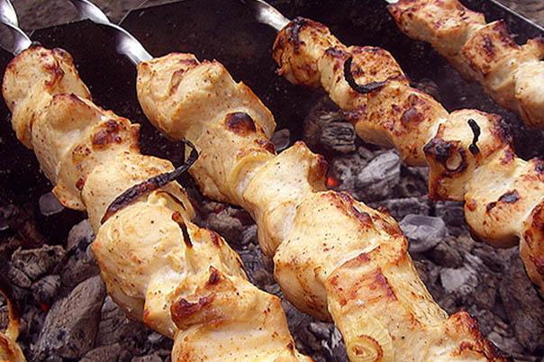 вкусный рецепт шашлыка из курицы