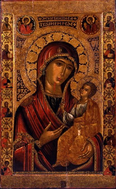 Чудотворная Иверская икона Божией Матери будет принесена в московский Новодевичий монастырь.