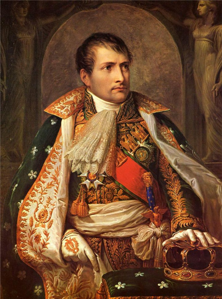 Истори любви Наполеона и Жозефины