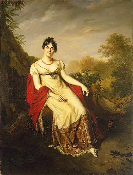 История любви Наполеона и Жозефины