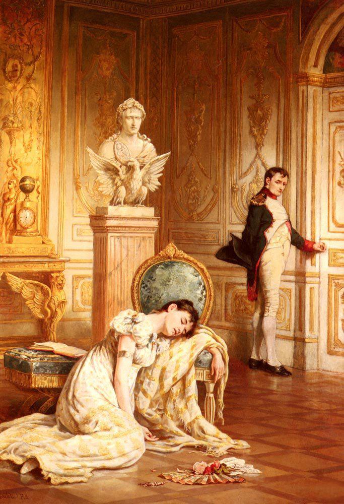 Истории любви Наполеона и Жозефины