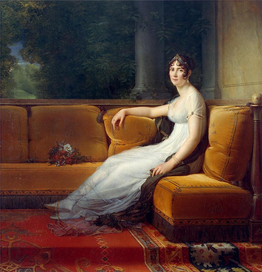 Тстория любви Жозефины и Наполеона