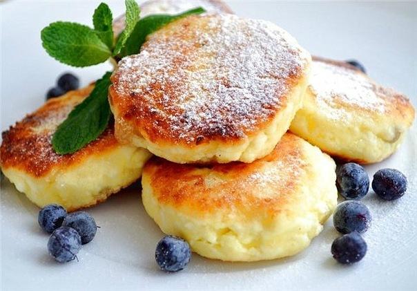 рецепт вкусных сырников_вкусные сырники из творога_как сделать сырники из творога
