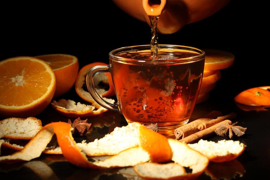 рецепты фруктовых чаев