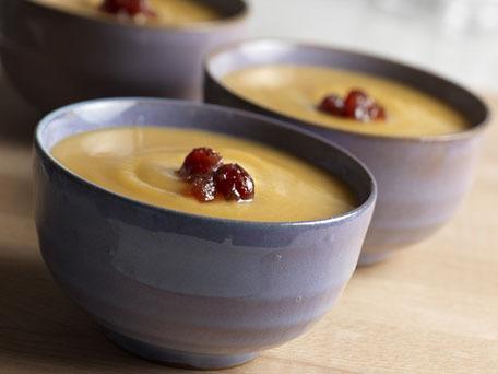 суп пюре  из тыквы рецепт