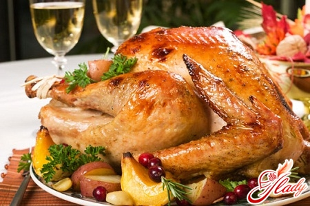 как вкусно приготовить утку_ приготовление утки с яблоками_ утка с черносливом и яблоками