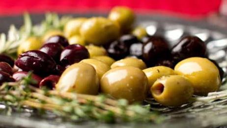 салат с оливками1