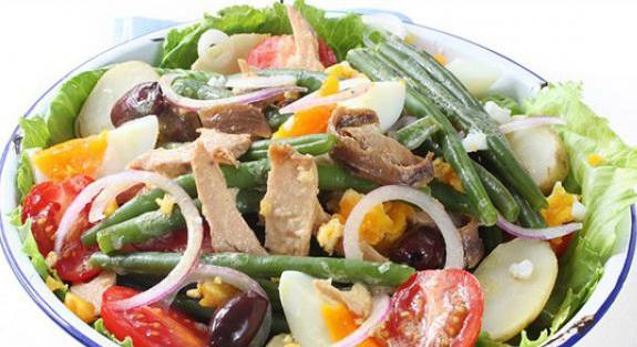 салат французский рецепт