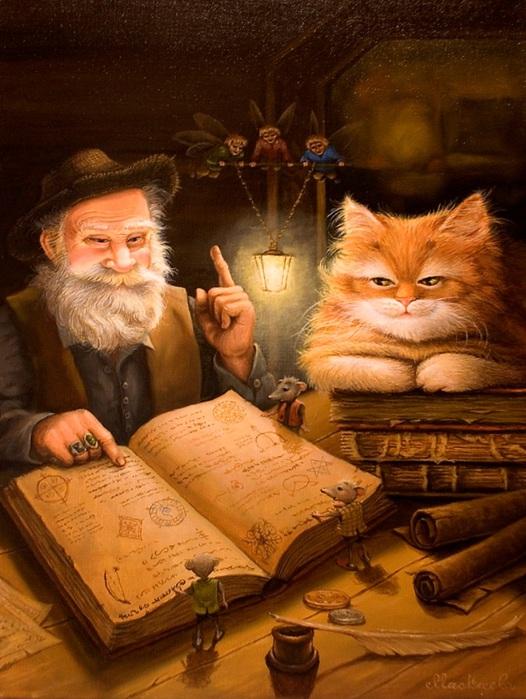 сказочные коты_Маскаев_Ta_esche_azbuka