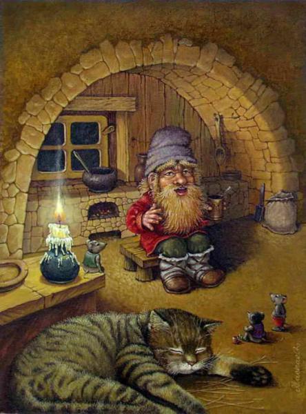 сказочные коты_Маскаев_слушайте