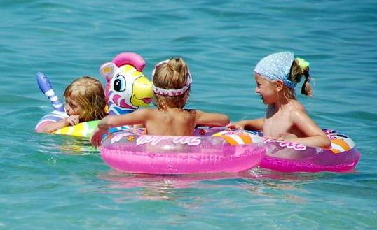 опасности летом   для детей