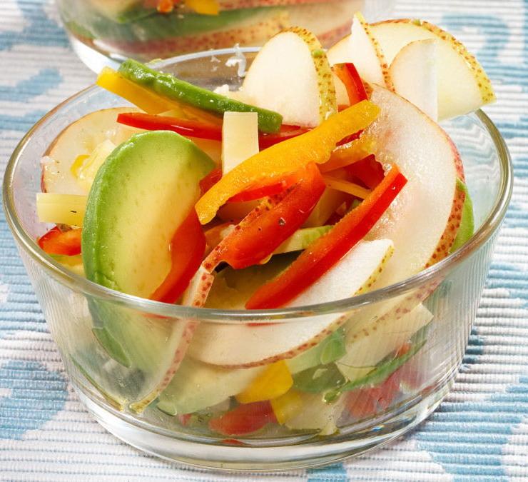 салат витаминный рецепт5