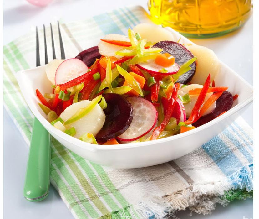 салат витаминный рецепт6