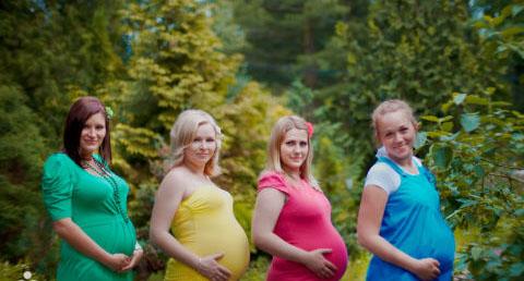 вирус беременности